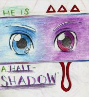 A Half-shadow by Zeliga