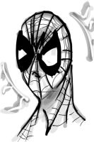 the friendly neighbor spidey zenbrush app by M4n1nm1rr0r
