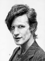 Matt Smith by DryJack