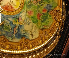 Theatre Ceiling Detail by MorrighanGW