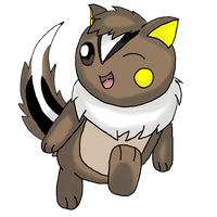 Fakemon Chipulitstu by SapphireCharm0089