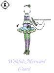 Wishful Mermaid Coord (Premium Rare Romance Story) by IamSailorMoon0025