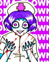 Coma Clown by missmarion