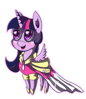 Princess Twilight by CinnaNuts