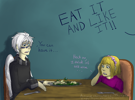 EAT IT and LIKE IT. by Simply-Psycho