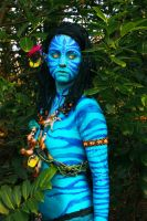 Neytiri - Avatar Cosplay by 2Dismine