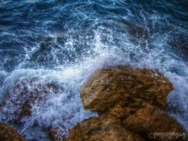 Rocks and Splashes No. 4 by Ragnarokkr79