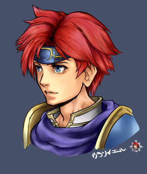 Roy by Tryntler