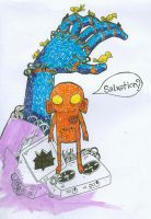 Salvation by danum