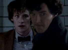 11 and Sherlock by LadySoliloque