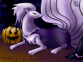 Happy Halloween I by PokeNOMNOMNOM