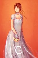 Tessa Gray by walkingnorth