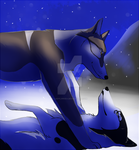 Kaya and Delgato: Nothing On You by LadyLirriea