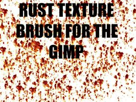 Rusty Brush by Stock7000