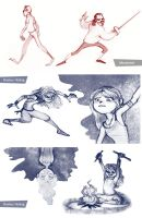 Some preview pages by cleverdisguise