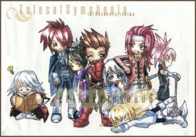 Tales of Symphonia - ORIGINAL by DarkSerena