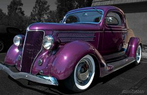 Lavender Coupe by Allen59