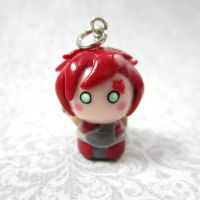Gaara chibi by TrenoNights