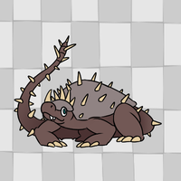 Anguirus by Soap9000