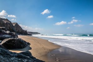 Playa Pared by attomanen