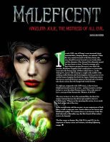 10 InDesign - Maleficent by Konack1