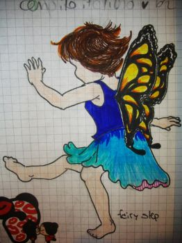 fairy by PiccolaGhI