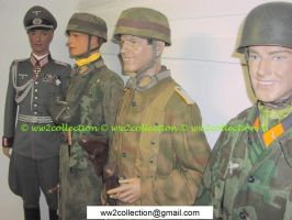 WW2 German uniformed Mannequin by ww2collection