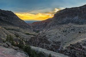Bighorn Canyon by MarshallLipp