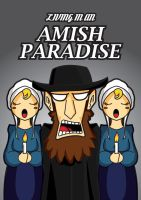 Living In an Amish Paradise by king-alucardo