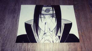Itachi by SaraDraw