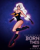 Born This Way Tour by davidgazo