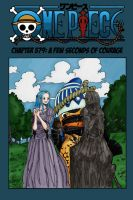 One Piece 579: Cover by MissLuena