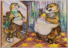 Tiria queen _ Redwall by SSsilver-c