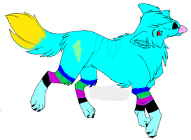 My entry Sapphire395s Contest: Colby by TheRainbowSparkle