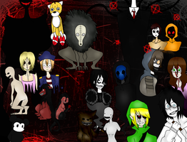 CreepyPasta by Sho-Zzu