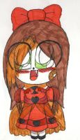 Redesiing of Gijinka Goomby by V-P-aurore-star