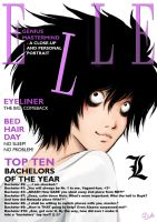 DeathNote: Coverboy by Sirilu