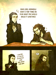 Drama in Doriath pg.1 by remonpop