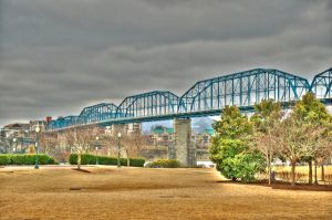 Chattanooga Bridges by Raysperspective