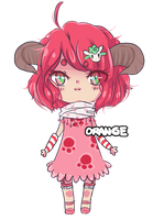 Pink Sheep: Offer to adopt! (CLOSED) by Stuffed-orange