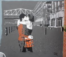 Street work - Newcastle by boogaloo-design