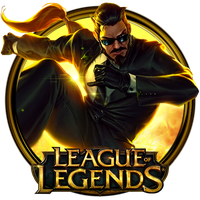 Secret Agent Xin Zhao Dock Icon by OutlawNinja