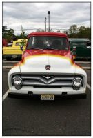 53 Ford Pickup by ashleytheHUNTER