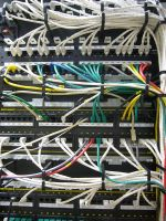 Wire Room cables by dull-stock