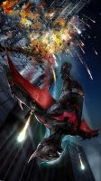 Batman Beyond by uncannyknack