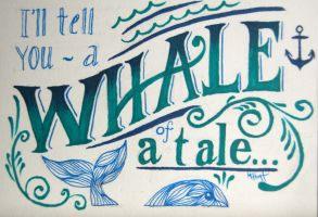 Whale of a Tale by Lamorien