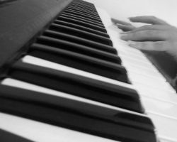 The Pianist by Lillyka