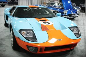 2006 Ford GT by FrancesColt