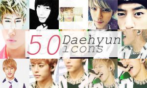 Icons - Daehyun by shiny-a