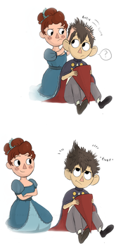 OtGW - Floof by EverlastingDerp